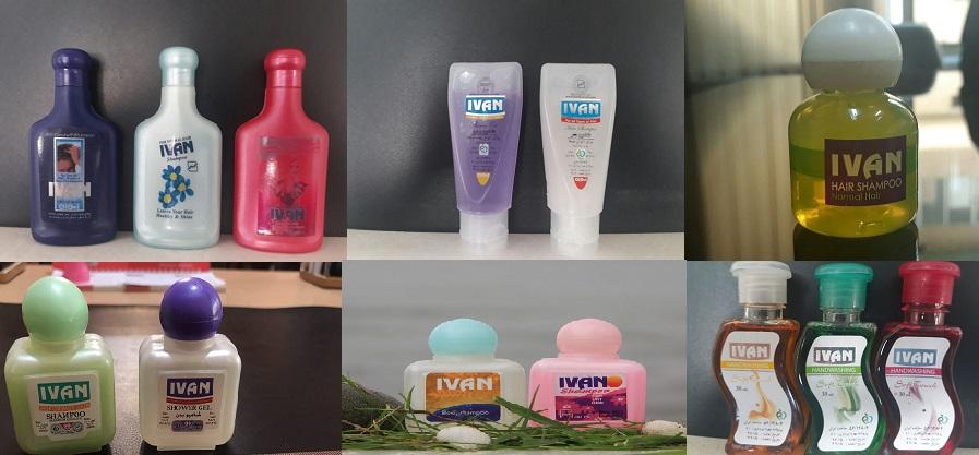 قیمت محصولات هتلی ایوان
