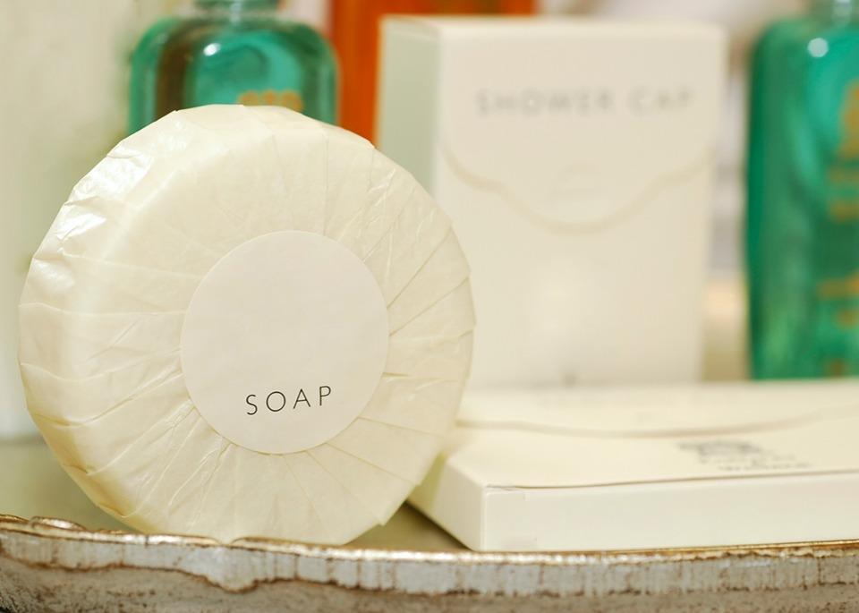 قیمت صابون هتلی