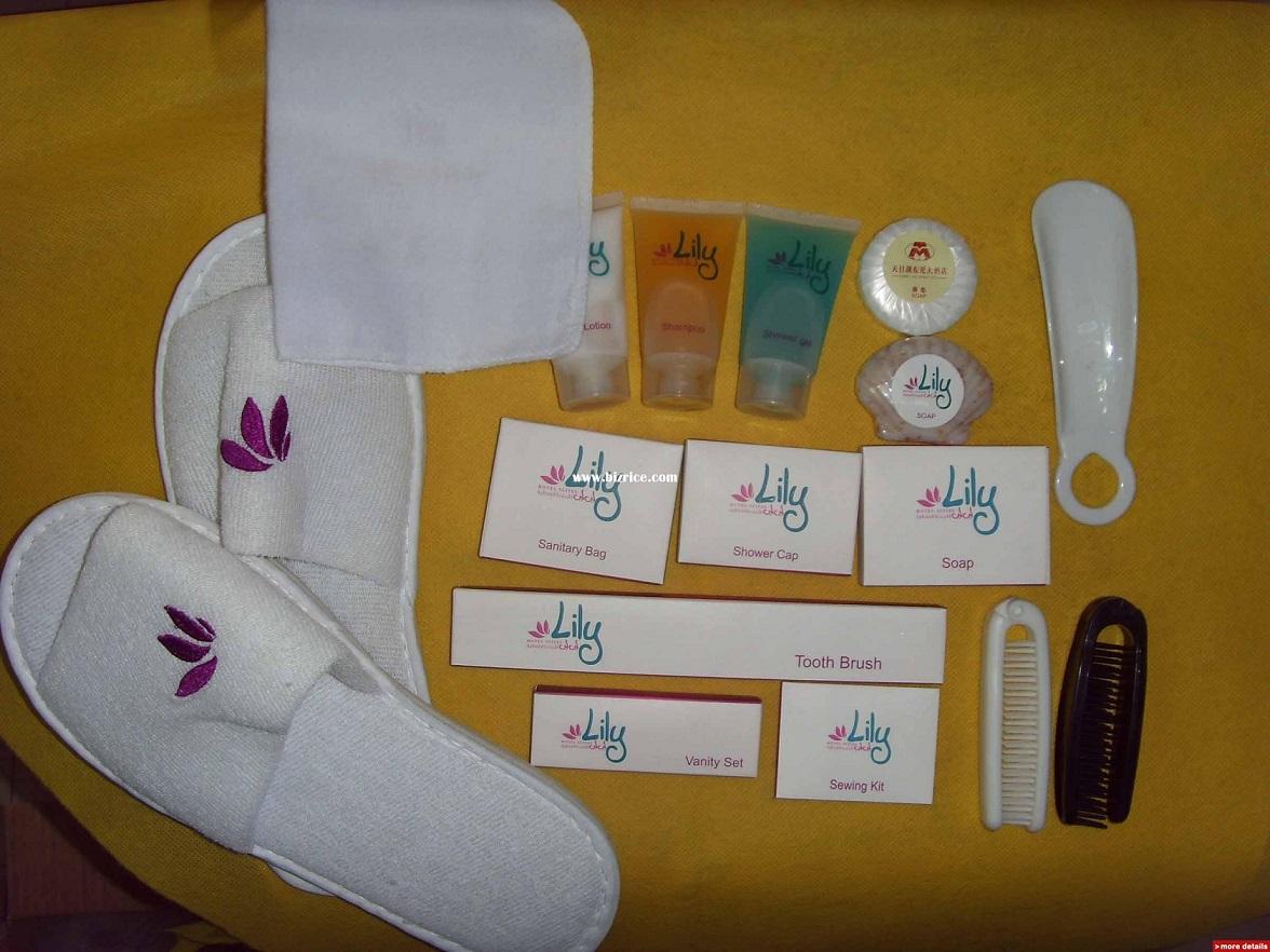 قیمت محصولات بهداشتی هتلی